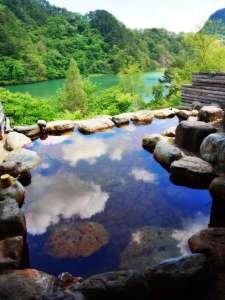 角神温泉 和みのリゾート ホテル角神:【女性専用露天風呂】阿賀の湯