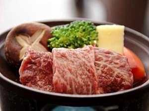 角神温泉 和みのリゾート ホテル角神:【選べる陶板焼き】新潟県産和牛