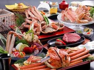 湯村温泉 朝野家:冬の一番お勧め!椿の膳