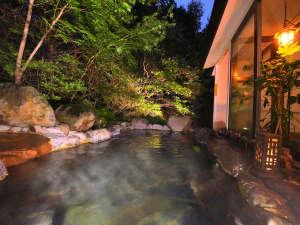 カルルス温泉 森の湯 山静館