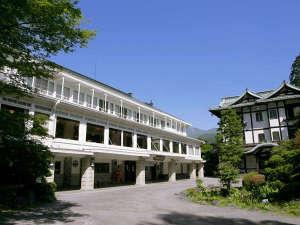 日光金谷ホテル 外観