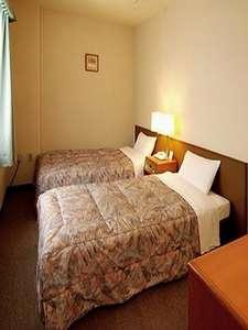 センターホテル大阪:【ツイン】2人旅も♪コンパクトで使いやすいお部屋です。