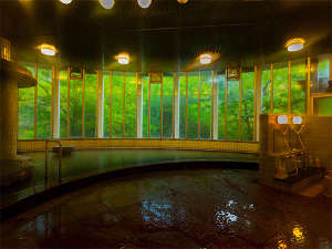 有明ホテル:浴場