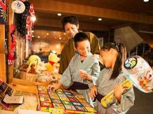 蔵王温泉 ルーセント タカミヤ:【ルーセント当てくじ☆】毎日・開催中!大人のかたも、もちろんお子様も楽しめますよ♪