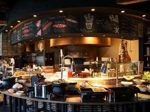 ダイワロイネットホテル札幌すすきの:朝食ビュッフェ