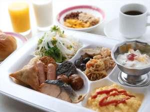 アパホテル<高松空港>:朝食バイキング