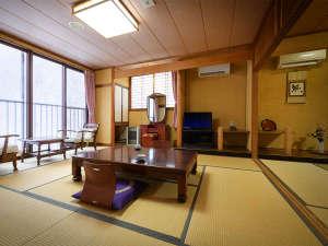 高湯温泉のんびり館:和室