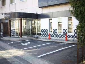 ◆身障者専用駐車場◆ご利用のお客様は事前にご連絡くださいませ。