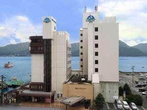 宮島コーラルホテル 外観