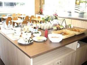 ホテルマークワンCNT:朝食無料サービス♪2013年5月に内装一新リニューアル!!