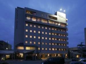 【別棟 ホテルプラザアネックス横手】アロマエステ、岩盤浴、展望風呂など利用できます。