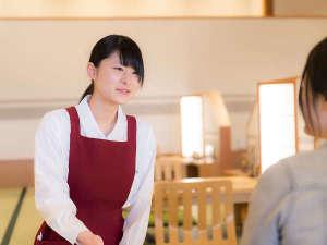 【2階 和食処 和蘭(からん)】横手黒毛和牛や蕎麦など、メニュー充実。昼ランチも人気。