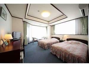 ホテルサンコー高崎:ツインルーム