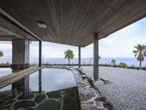 リードパークリゾート八丈島:大浴場「うみかぜの湯」と展望露天風呂