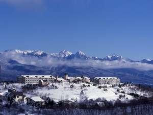 【天空の楽園】 車山高原スカイパークホテルの写真