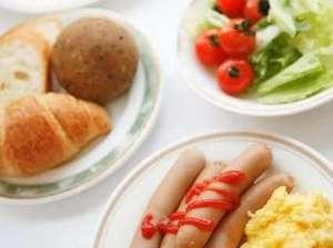 ホテルルートイン新潟西インター:【レストラン花茶屋】朝食バイキング6:30~9:00