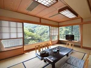 箱根湯本ホテル:【和室10畳】広々としたお部屋で箱根の心地よい風が感じられます☆