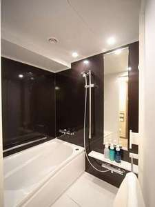 京急EXホテル高輪(旧京急EXイン高輪):デラックスツイン バスルーム