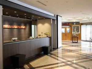 京急EXホテル高輪(旧京急EXイン高輪):ロビー