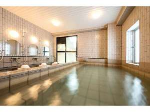 グリーンホテル北上:大浴場