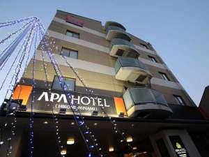 アパホテル<彦根南>の写真