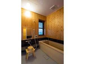 特別室A・B檜風呂