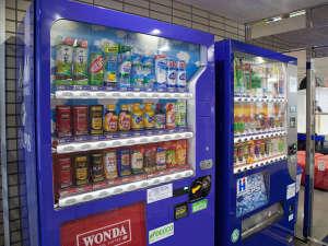 1F飲料水の自動販売機