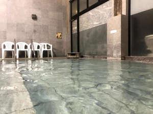 史跡の里交流プラザ柵の湯:*【温泉】夜9時以降は宿泊の方のみの利用となり、広い大浴場をお楽しみいただけます。