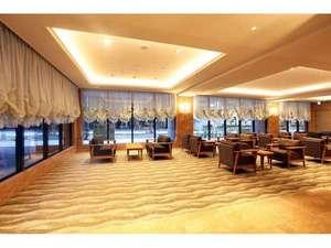 神戸ルミナスホテル三宮:談話室
