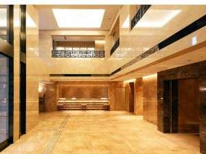 神戸ルミナスホテル三宮:フロントロビー