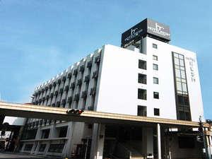 ホテルレッシュ鳥取駅前 外観