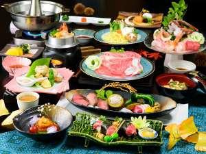 かんぽの宿 酒田:秋の料理長おすすめ米沢牛コース