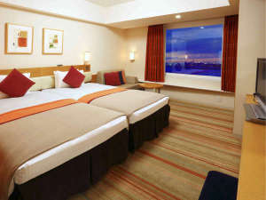 東京ベイ舞浜ホテル:ハーモニールーム(3~9階/32㎡)(オレンジ)お部屋の色はご指定いただけません