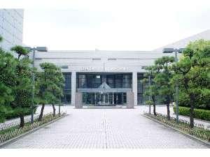 大阪国際交流センターホテルの写真
