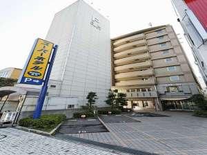 スーパーホテル大津駅前 外観