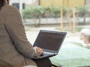 ロビーではWIFI無料!ビジネスのご利用もおすすめです。