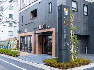 イチホテル浅草橋【外観】