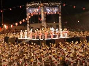 山鹿灯籠祭:当館公式写真