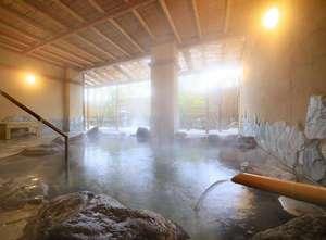 熊本旬彩の宿 ゆとりろ山鹿:露天風呂:とどろきの湯