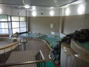 五感リゾート牛岳「ささみね」:*【日帰り温泉(男湯)】6種類の湯船でゆったり温泉を満喫下さい