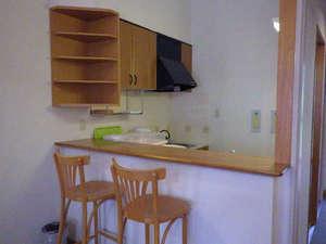 *食材持ち込みOK!全室、簡易キッチン付きのお部屋です