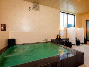くさのイン北上:【大浴場-男性専用-】 24時間ご入浴OK!ゆっくりお食事の後でも朝でも。お好きな時にどうぞ♪