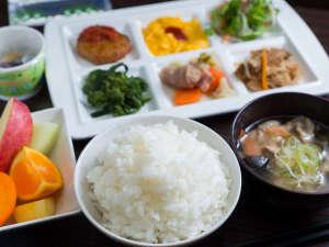 スーパーホテル東京・JR立川北口:健康朝食