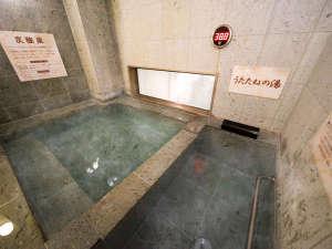 スーパーホテル東京・JR立川北口 高濃度人工炭酸泉 うたたねの湯の写真