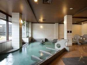 しこつ湖鶴雅リゾートスパ水の謌:◆温泉大浴場/寝湯やジャクジー、立湯などで温泉を満喫できます。