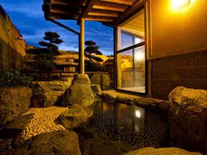 和気あいあいの宿 民宿旅館  なか川:貸切露天風呂