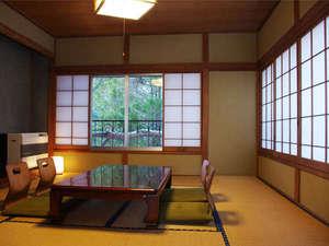 ホトリニテ:【お部屋一例】明るく、シンプルな純和室
