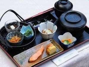 キャッスルシティホテル:日替わり朝食(和)