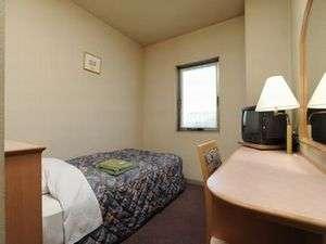 キャッスルシティホテル:シングルルーム