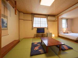 松島ホテル和楽:【和洋室】